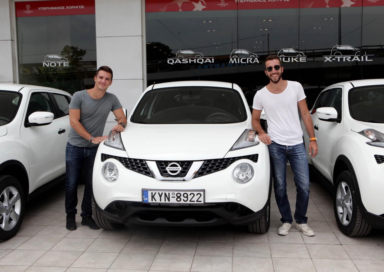 IMG 6155 Η Nissan βραβεύει με αυτοκίνητα του νικητές του GENERATION N ! Events, Future, Innovation, Nissan