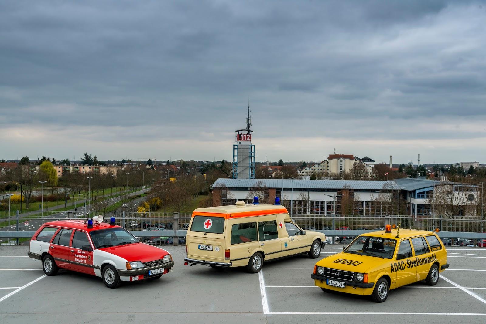 Opel ADAC Hessen Thueringen 304647 Ράλι κλασικών μοντέλων Opel στο Hessen-Thüringen Classic, Opel, Opel Cascada, Opel Record, Opel Wagon, Rally