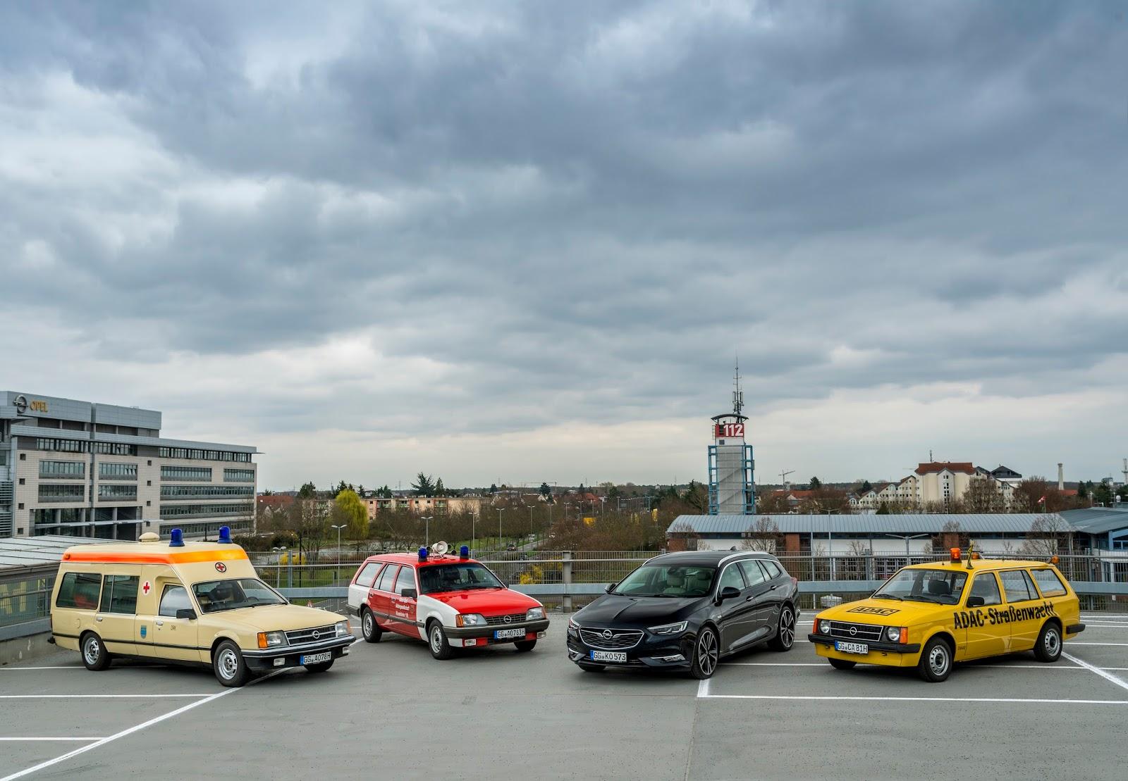 Opel ADAC Hessen Thueringen 304648 Ράλι κλασικών μοντέλων Opel στο Hessen-Thüringen Classic, Opel, Opel Cascada, Opel Record, Opel Wagon, Rally
