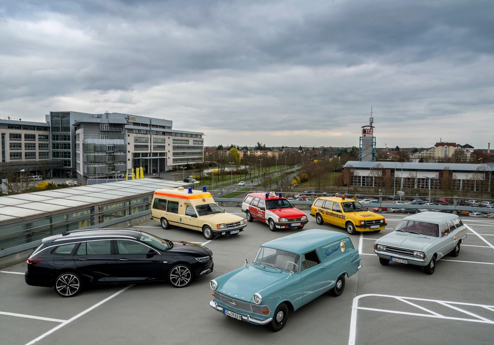 Opel ADAC Hessen Thueringen 304649 Ράλι κλασικών μοντέλων Opel στο Hessen-Thüringen Classic, Opel, Opel Cascada, Opel Record, Opel Wagon, Rally