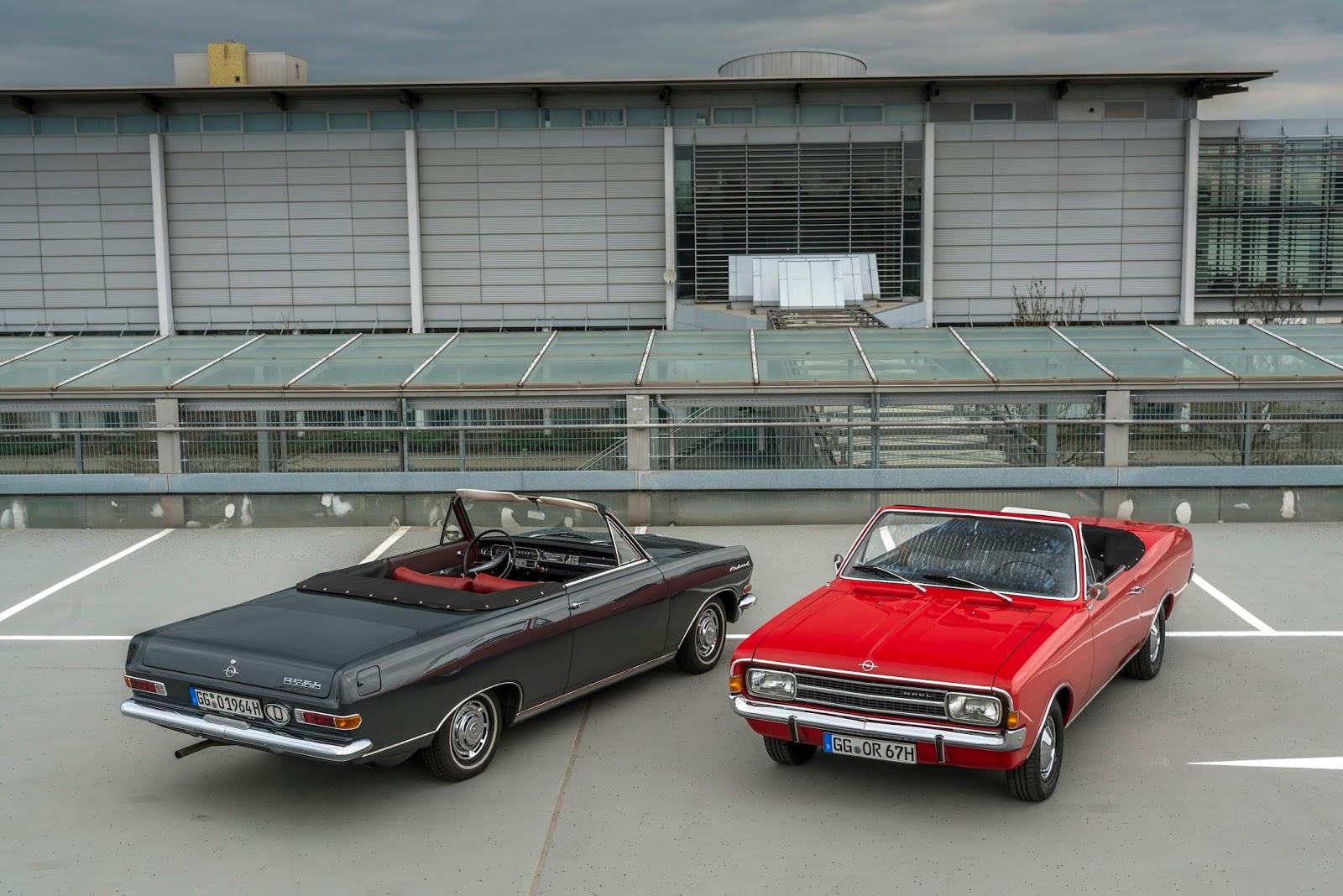 Opel ADAC Hessen Thueringen 304653 Ράλι κλασικών μοντέλων Opel στο Hessen-Thüringen Classic, Opel, Opel Cascada, Opel Record, Opel Wagon, Rally