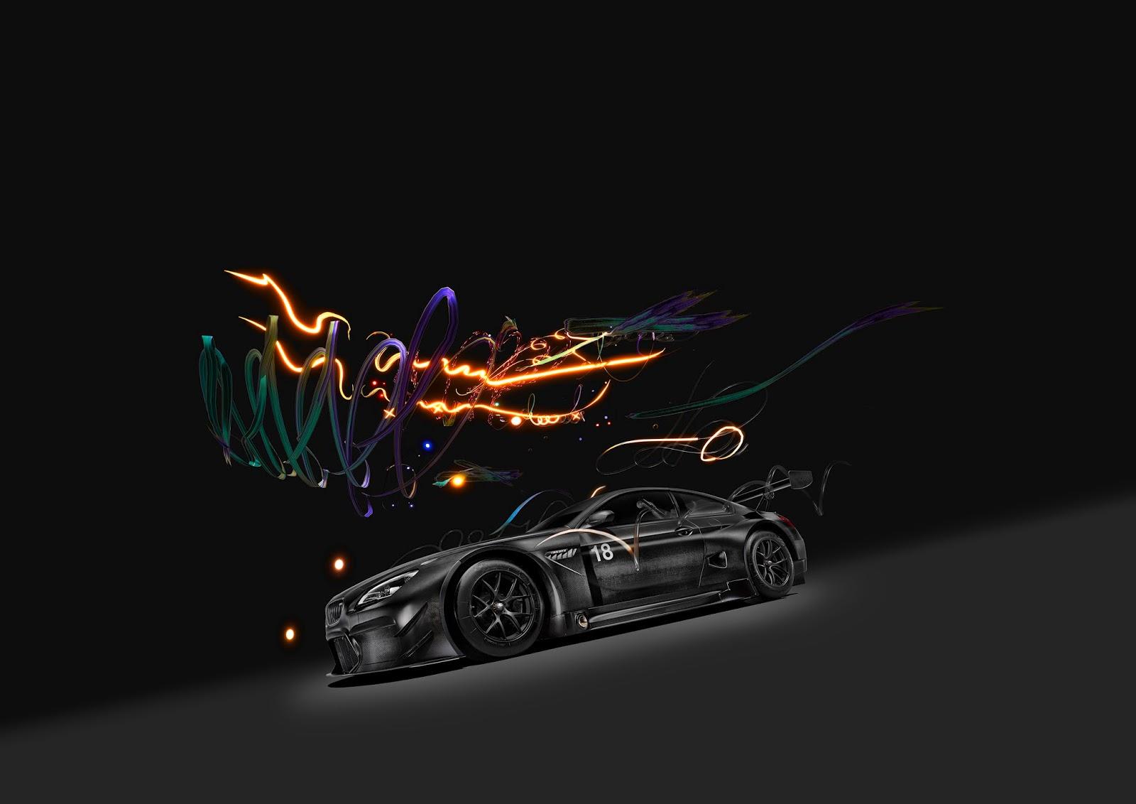 P90259899 highRes bmw art car 18 by ca 1 Μια BMW M6 GT3 το πρώτο ψηφιακό Art Car Art, BMW, Bmw Art Car, BMW M6 GT3