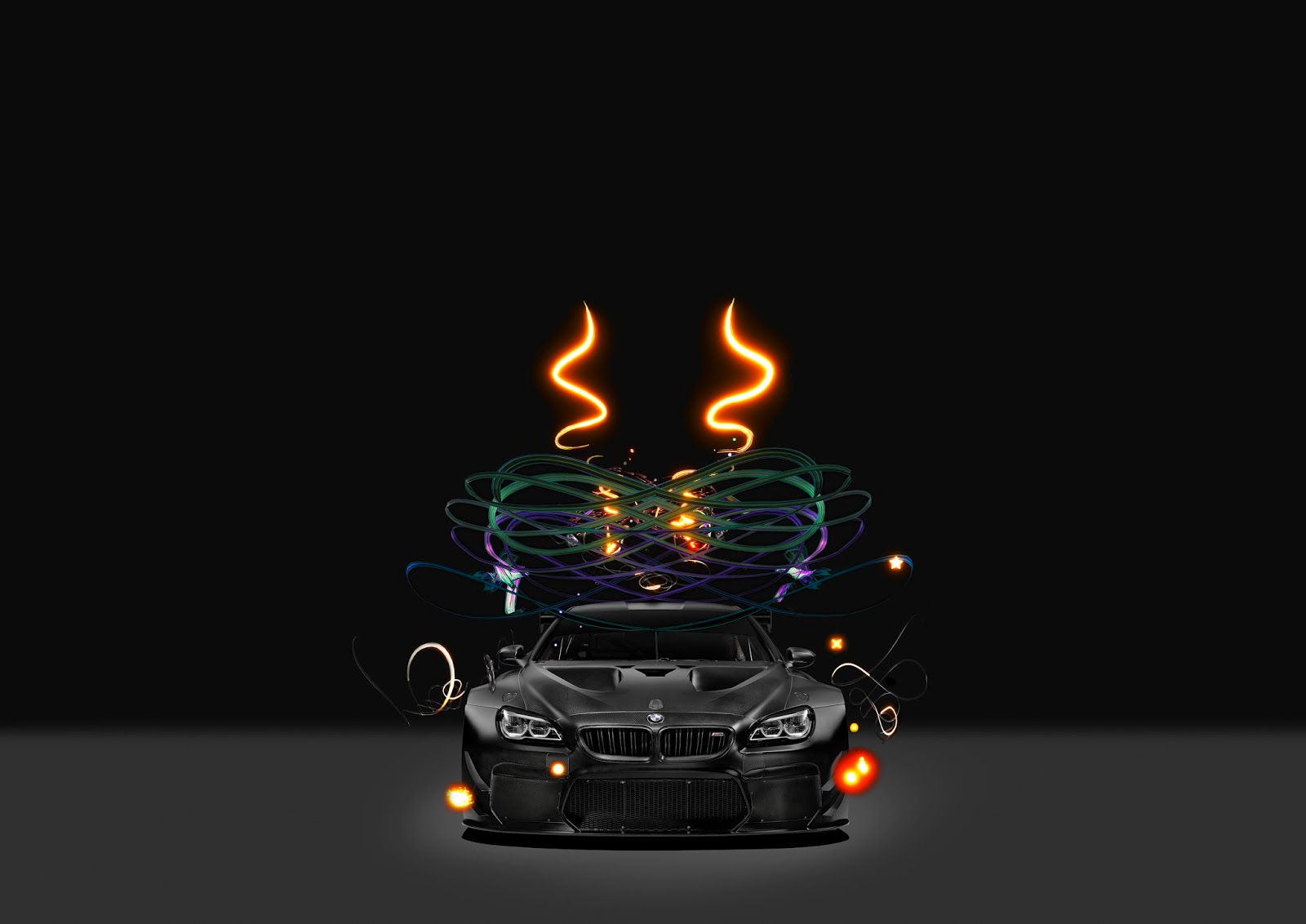 P90259900 highRes bmw art car 18 by ca 1 Μια BMW M6 GT3 το πρώτο ψηφιακό Art Car Art, BMW, Bmw Art Car, BMW M6 GT3