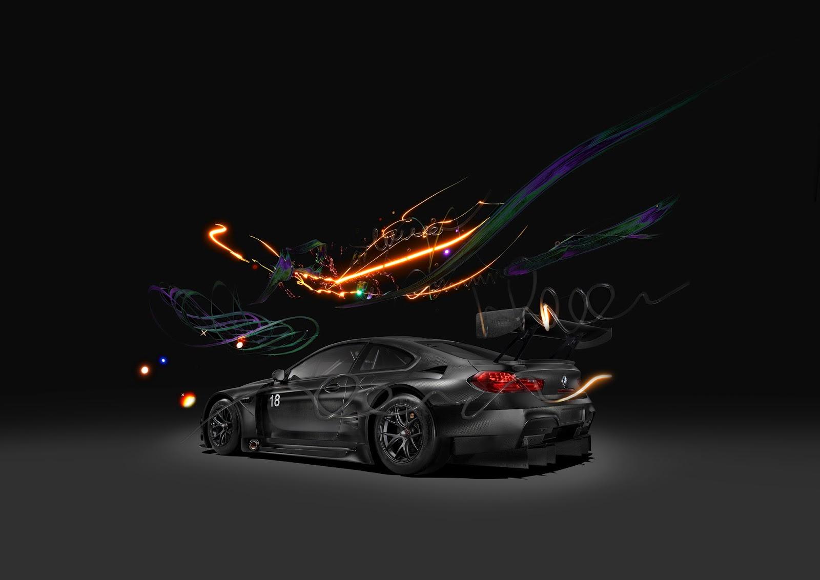 P90259901 highRes bmw art car 18 by ca 1 Μια BMW M6 GT3 το πρώτο ψηφιακό Art Car Art, BMW, Bmw Art Car, BMW M6 GT3