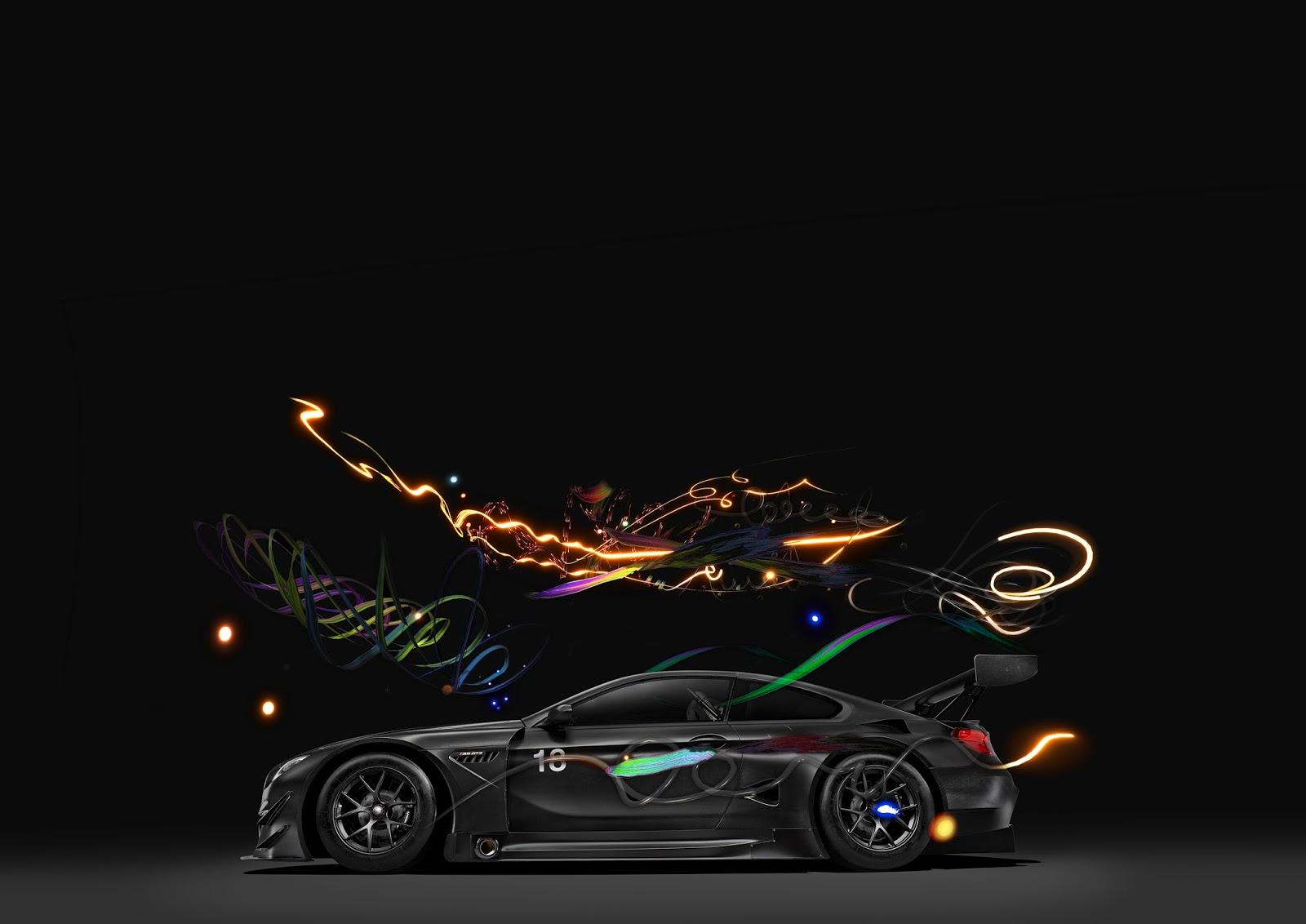 P90259902 highRes bmw art car 18 by ca 1 Μια BMW M6 GT3 το πρώτο ψηφιακό Art Car Art, BMW, Bmw Art Car, BMW M6 GT3