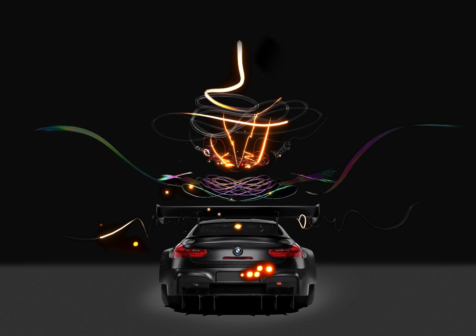 P90259904 highRes bmw art car 18 by ca 1 Μια BMW M6 GT3 το πρώτο ψηφιακό Art Car Art, BMW, Bmw Art Car, BMW M6 GT3