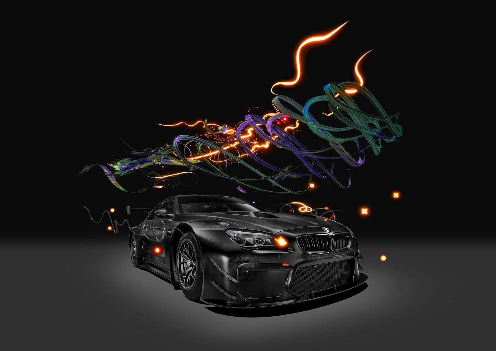 P90259905 highRes bmw art car 18 by ca Μια BMW M6 GT3 το πρώτο ψηφιακό Art Car Art, BMW, Bmw Art Car, BMW M6 GT3