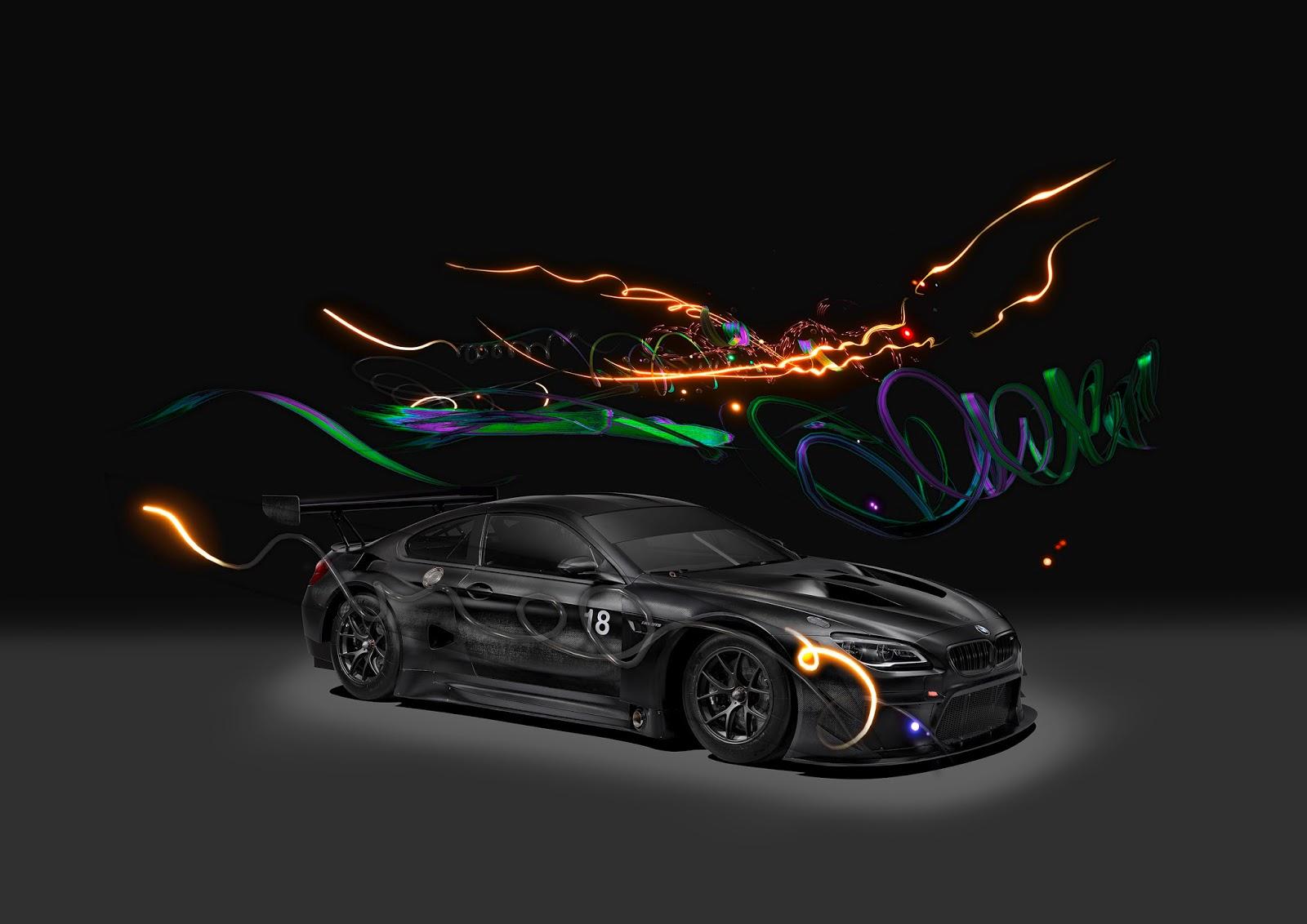 P90259906 highRes bmw art car 18 by ca Μια BMW M6 GT3 το πρώτο ψηφιακό Art Car Art, BMW, Bmw Art Car, BMW M6 GT3