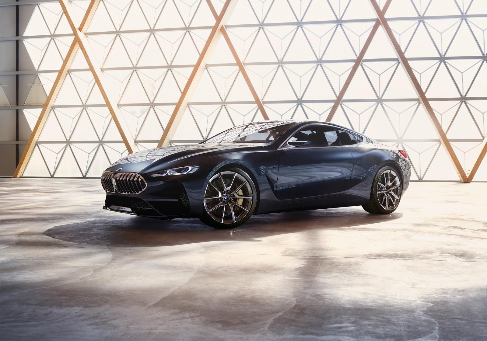 P90260634 highRes bmw concept 8 series Η BMW Σειρά 8 Coupe είναι η πεμπτουσία των μελλοντικών σπορ αυτοκινήτων BMW, BMW 8, BMW Concept, BMW Concept 8 Series, COUPE, dream car