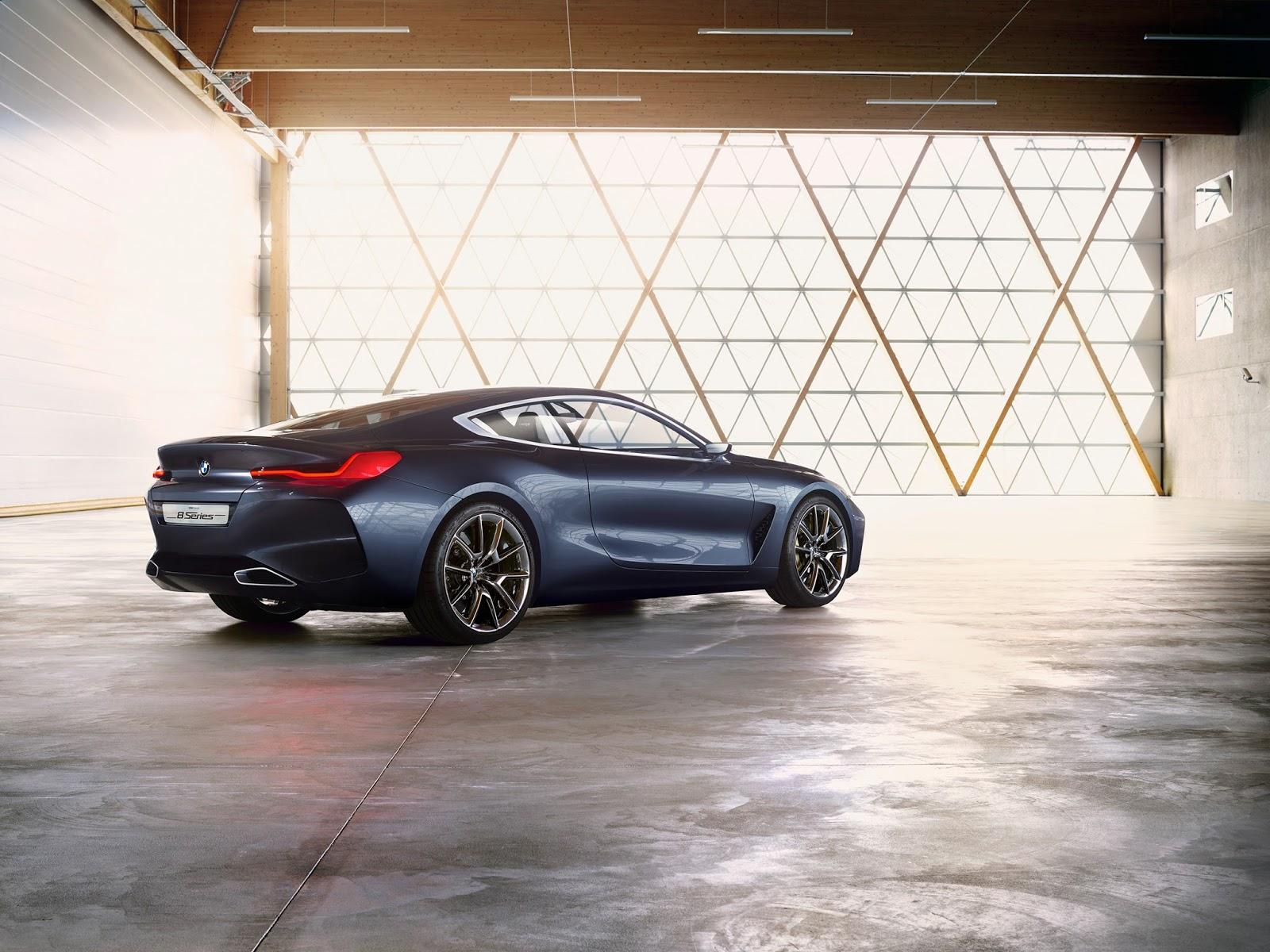 P90260635 highRes bmw concept 8 series Η BMW Σειρά 8 Coupe είναι η πεμπτουσία των μελλοντικών σπορ αυτοκινήτων BMW, BMW 8, BMW Concept, BMW Concept 8 Series, COUPE, dream car