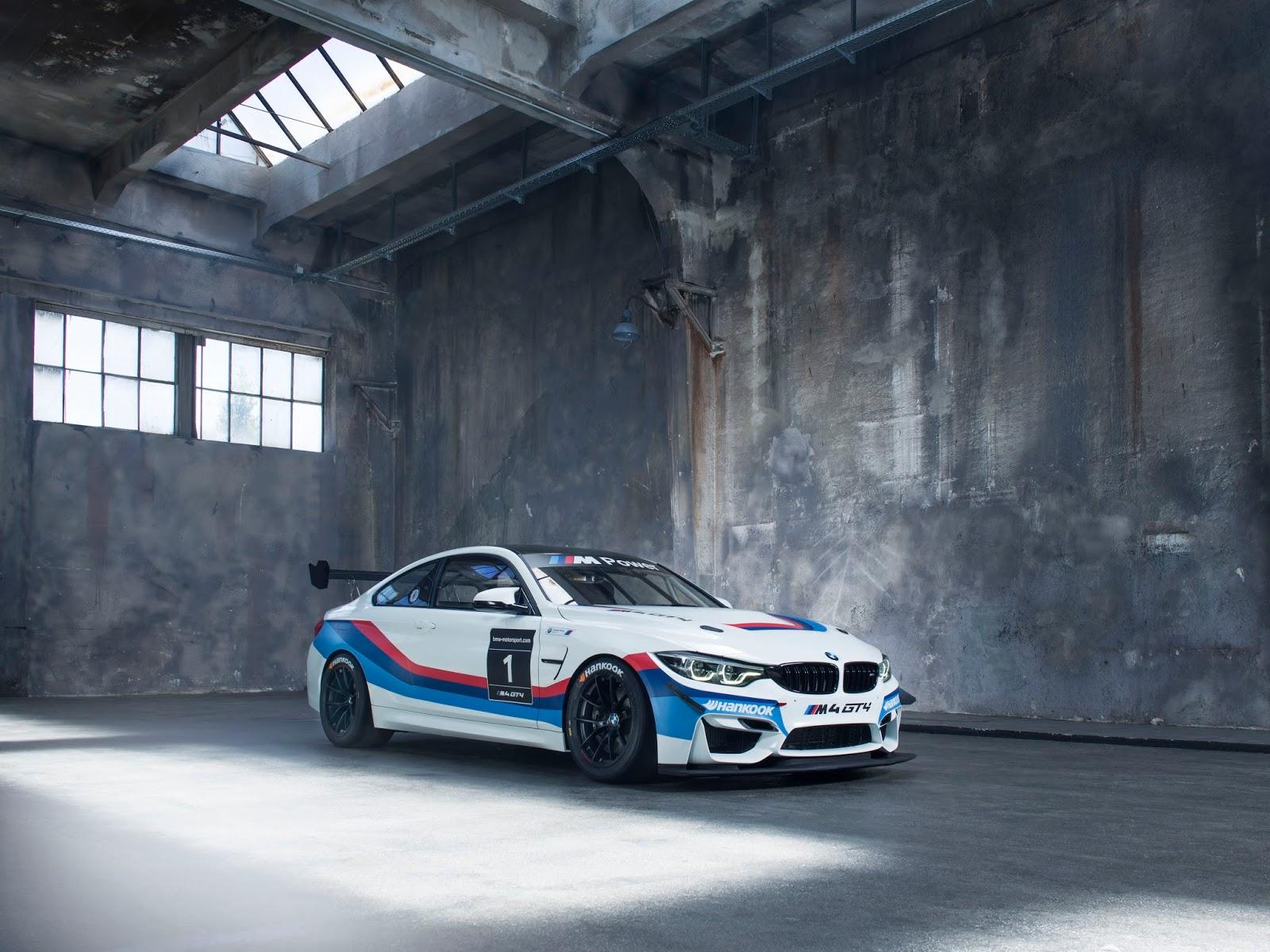 P90260914 highRes nuerburgring ger 24t Από 169.000 € η αγωνιστική BMW M4 GT4
