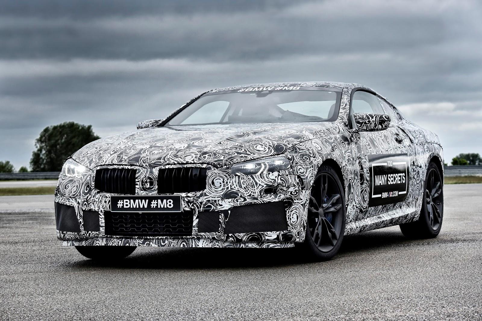 P90260927 highRes bmw m8 prototype 05 1 1 H ναυαρχίδα της BMW, η M8 θα είναι οκτακύλινδρη BMW, BMW Concept, BMW Concept 8 Series, BMW M, BMW M Performance, BMW M8