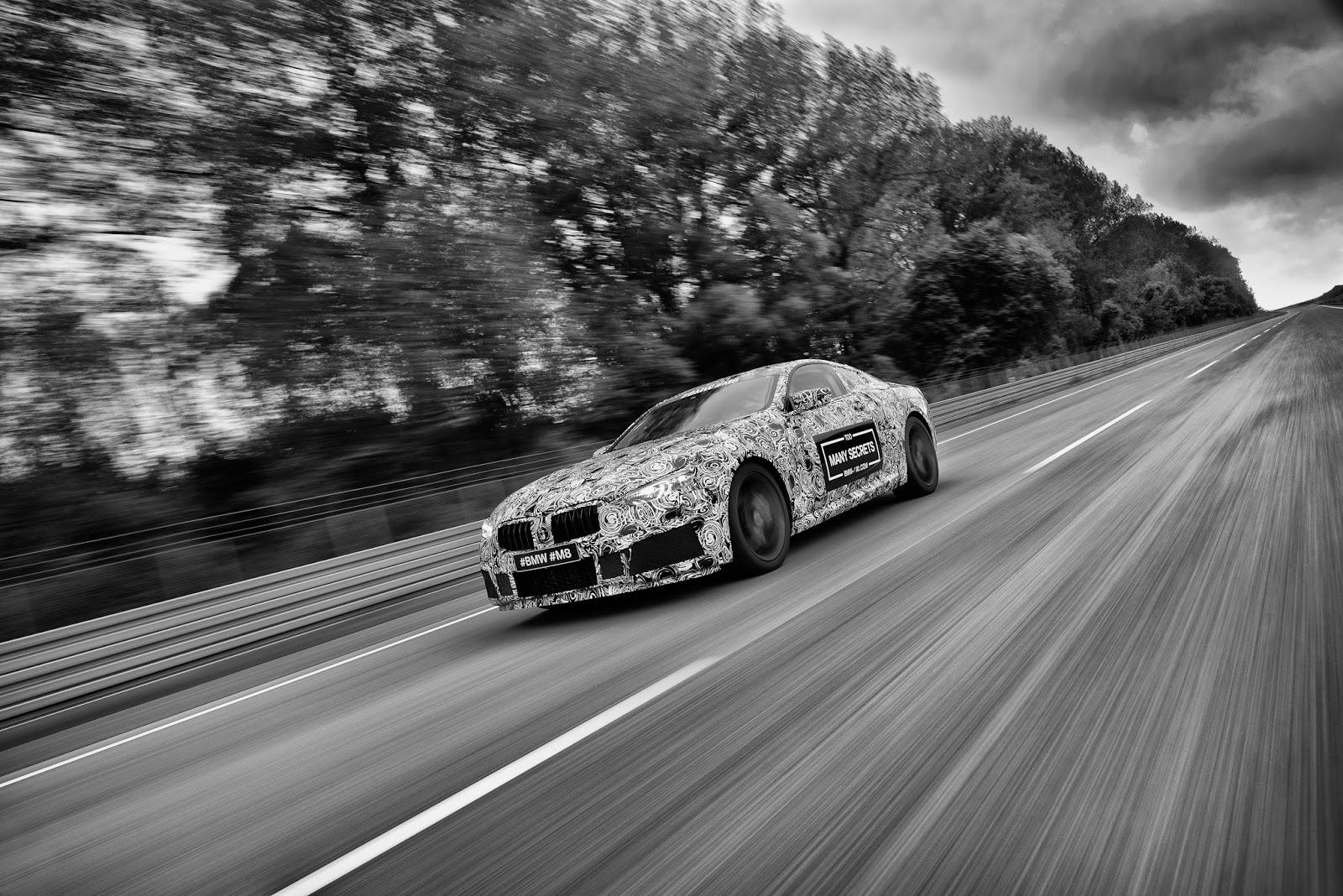 P90260940 highRes bmw m8 prototype 05 1 1 H ναυαρχίδα της BMW, η M8 θα είναι οκτακύλινδρη BMW, BMW Concept, BMW Concept 8 Series, BMW M, BMW M Performance, BMW M8
