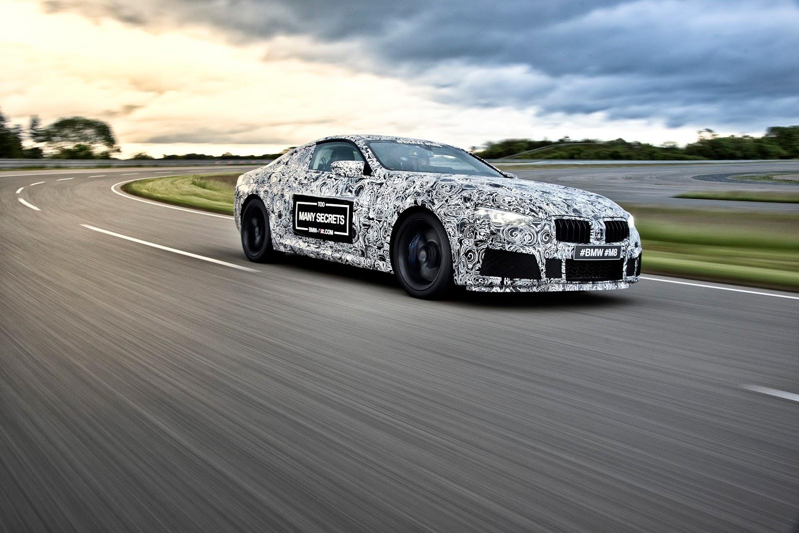 P90260947 highRes bmw m8 prototype 05 1 1 H ναυαρχίδα της BMW, η M8 θα είναι οκτακύλινδρη BMW, BMW Concept, BMW Concept 8 Series, BMW M, BMW M Performance, BMW M8