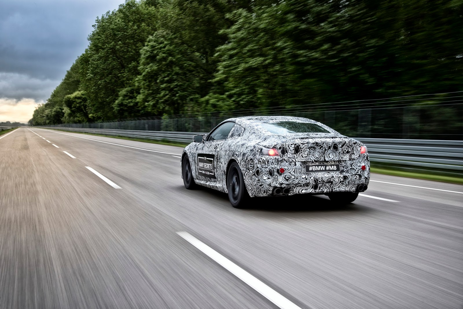 P90260949 highRes bmw m8 prototype 05 1 1 H ναυαρχίδα της BMW, η M8 θα είναι οκτακύλινδρη BMW, BMW Concept, BMW Concept 8 Series, BMW M, BMW M Performance, BMW M8