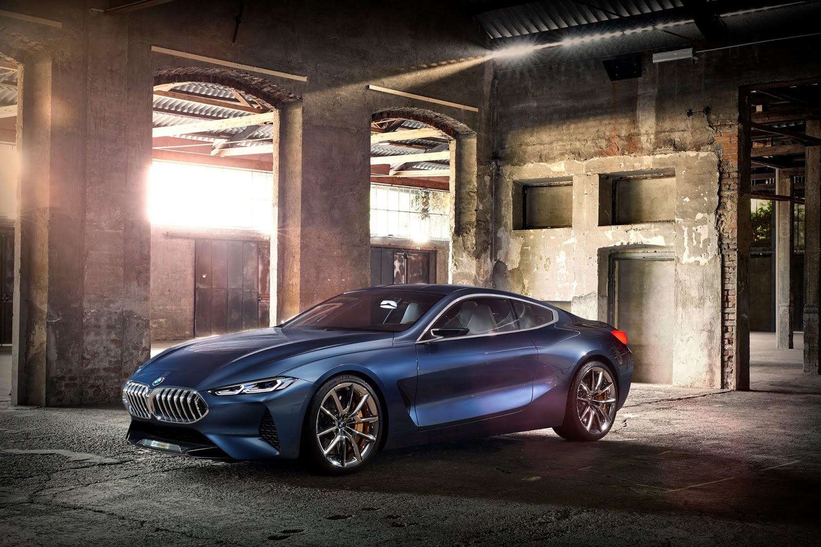 P90261125 highRes bmw concept 8 series Η BMW Σειρά 8 Coupe είναι η πεμπτουσία των μελλοντικών σπορ αυτοκινήτων BMW, BMW 8, BMW Concept, BMW Concept 8 Series, COUPE, dream car