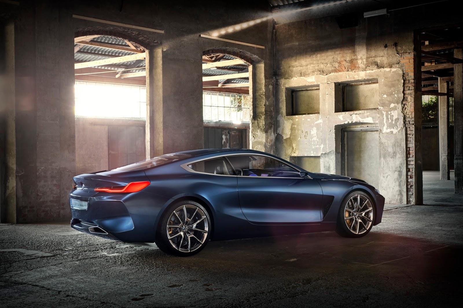 P90261126 highRes bmw concept 8 series Η BMW Σειρά 8 Coupe είναι η πεμπτουσία των μελλοντικών σπορ αυτοκινήτων BMW, BMW 8, BMW Concept, BMW Concept 8 Series, COUPE, dream car