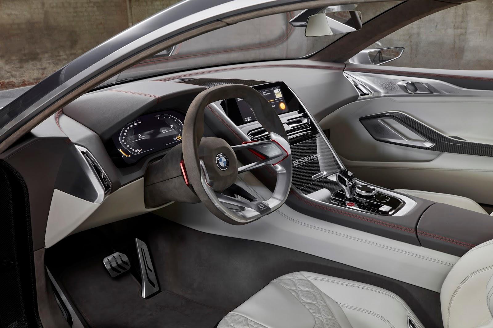 P90261129 highRes bmw concept 8 series252812529 Η BMW Σειρά 8 Coupe είναι η πεμπτουσία των μελλοντικών σπορ αυτοκινήτων BMW, BMW 8, BMW Concept, BMW Concept 8 Series, COUPE, dream car