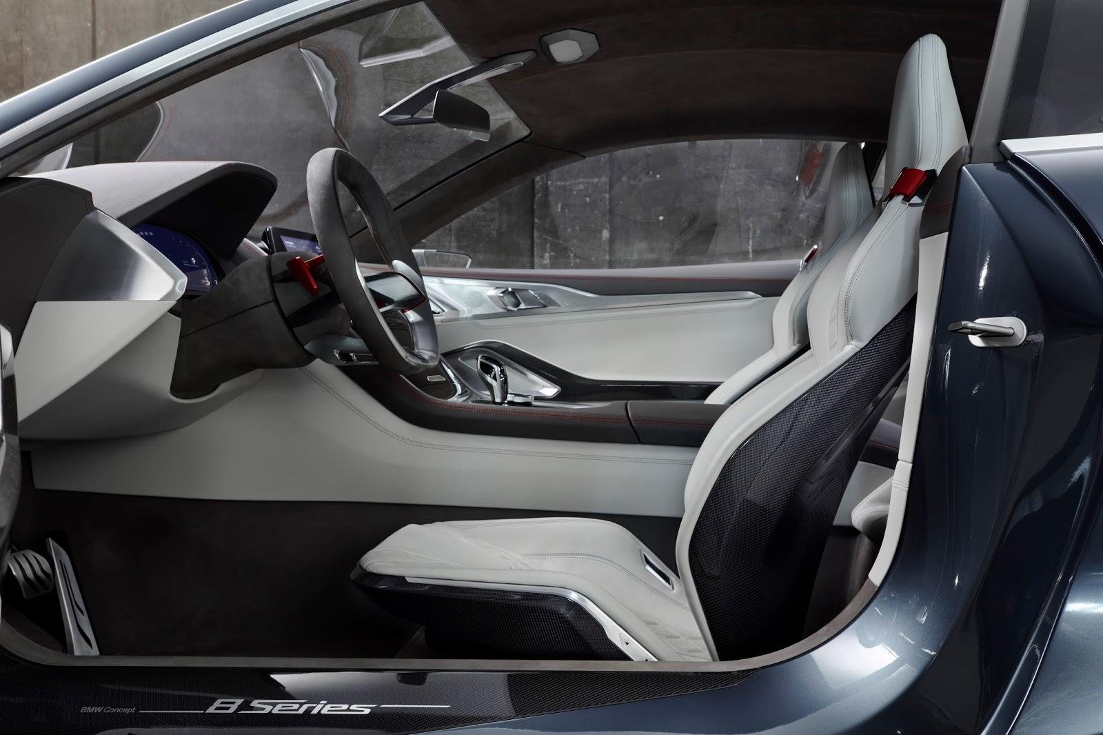 P90261132 highRes bmw concept 8 series Η BMW Σειρά 8 Coupe είναι η πεμπτουσία των μελλοντικών σπορ αυτοκινήτων BMW, BMW 8, BMW Concept, BMW Concept 8 Series, COUPE, dream car