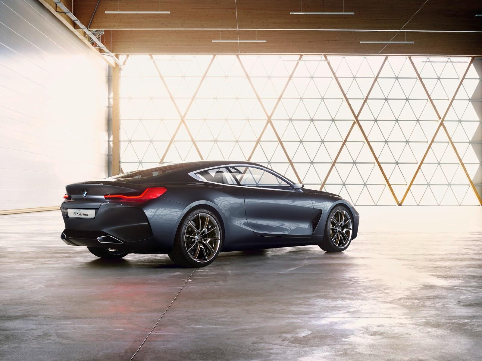 P90261149 highRes bmw concept 8 series Η BMW Σειρά 8 Coupe είναι η πεμπτουσία των μελλοντικών σπορ αυτοκινήτων BMW, BMW 8, BMW Concept, BMW Concept 8 Series, COUPE, dream car