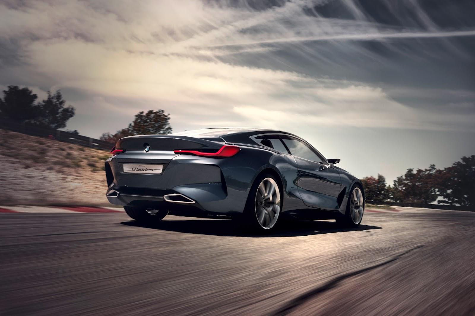 P90261152 highRes bmw concept 8 series Η BMW Σειρά 8 Coupe είναι η πεμπτουσία των μελλοντικών σπορ αυτοκινήτων BMW, BMW 8, BMW Concept, BMW Concept 8 Series, COUPE, dream car