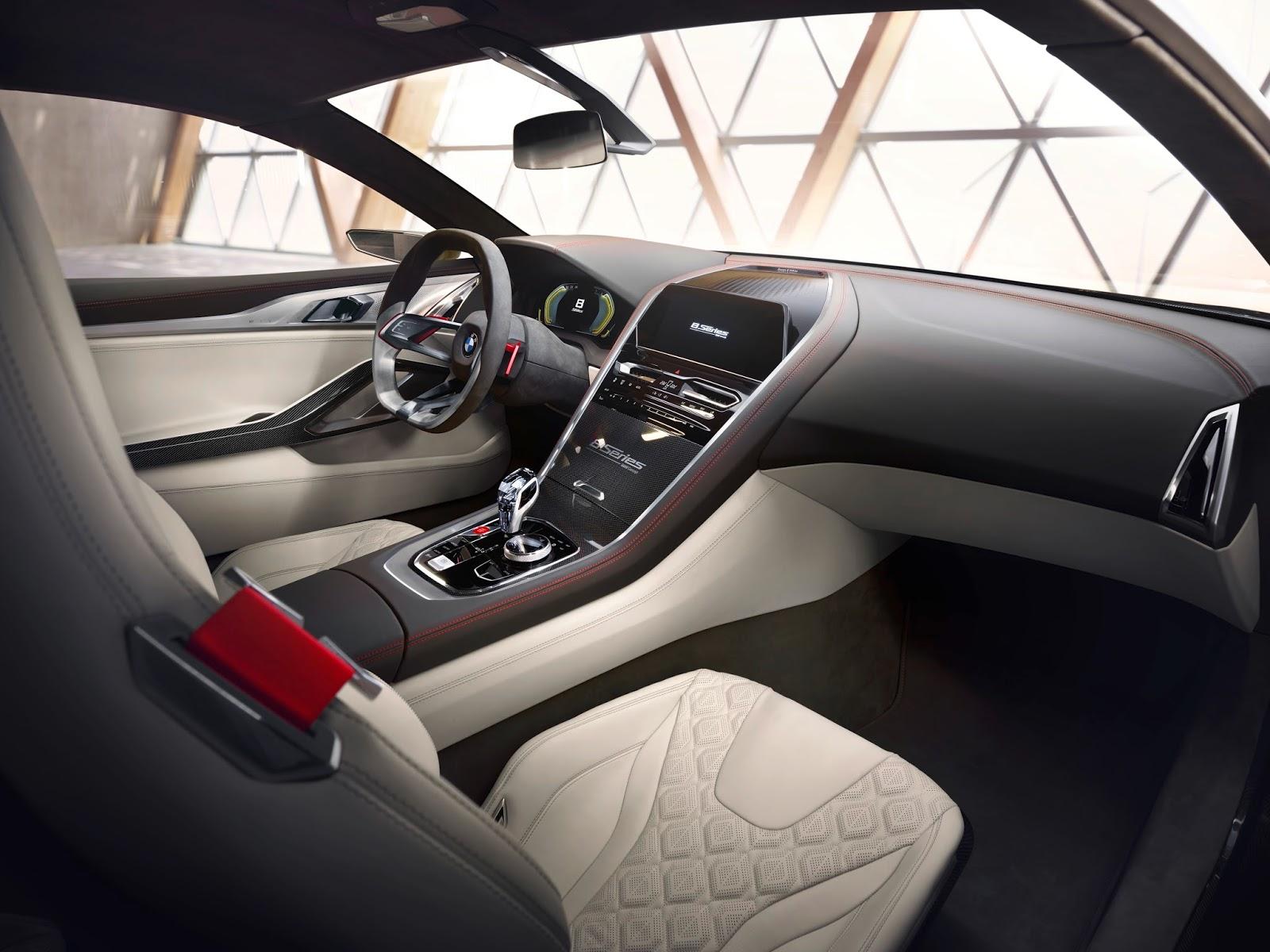 P90261160 highRes bmw concept 8 series Η BMW Σειρά 8 Coupe είναι η πεμπτουσία των μελλοντικών σπορ αυτοκινήτων BMW, BMW 8, BMW Concept, BMW Concept 8 Series, COUPE, dream car