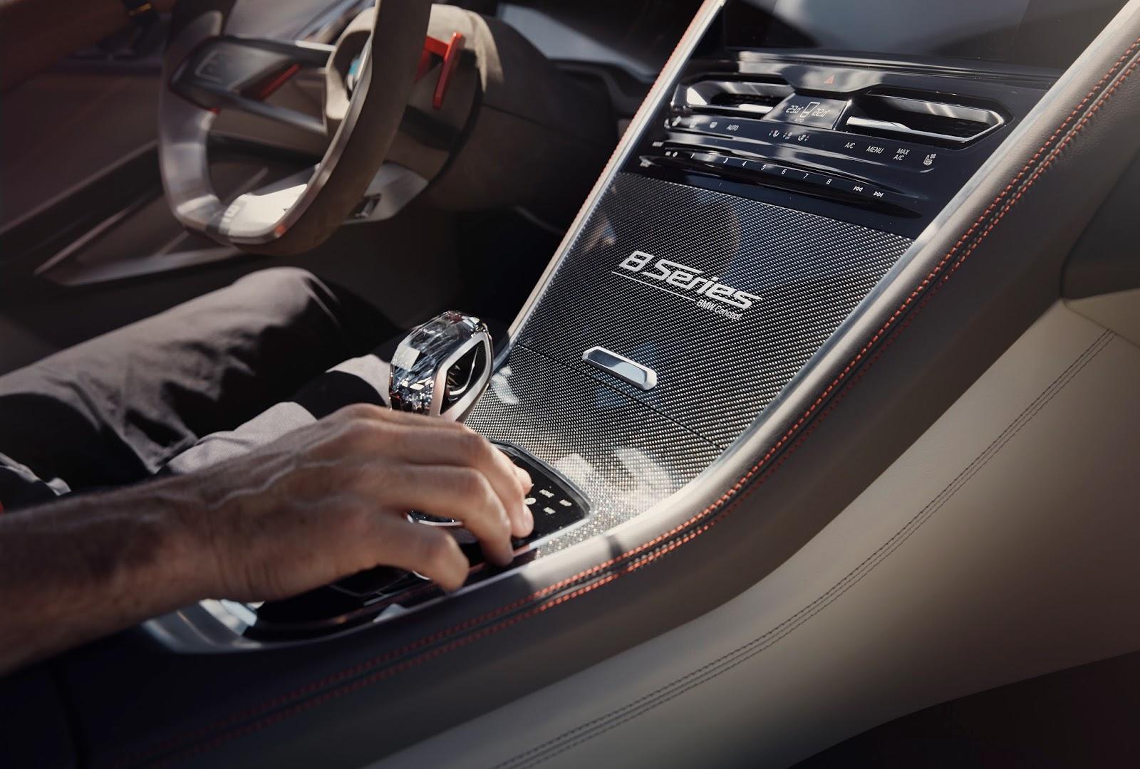 P90261163 highRes bmw concept 8 series Η BMW Σειρά 8 Coupe είναι η πεμπτουσία των μελλοντικών σπορ αυτοκινήτων