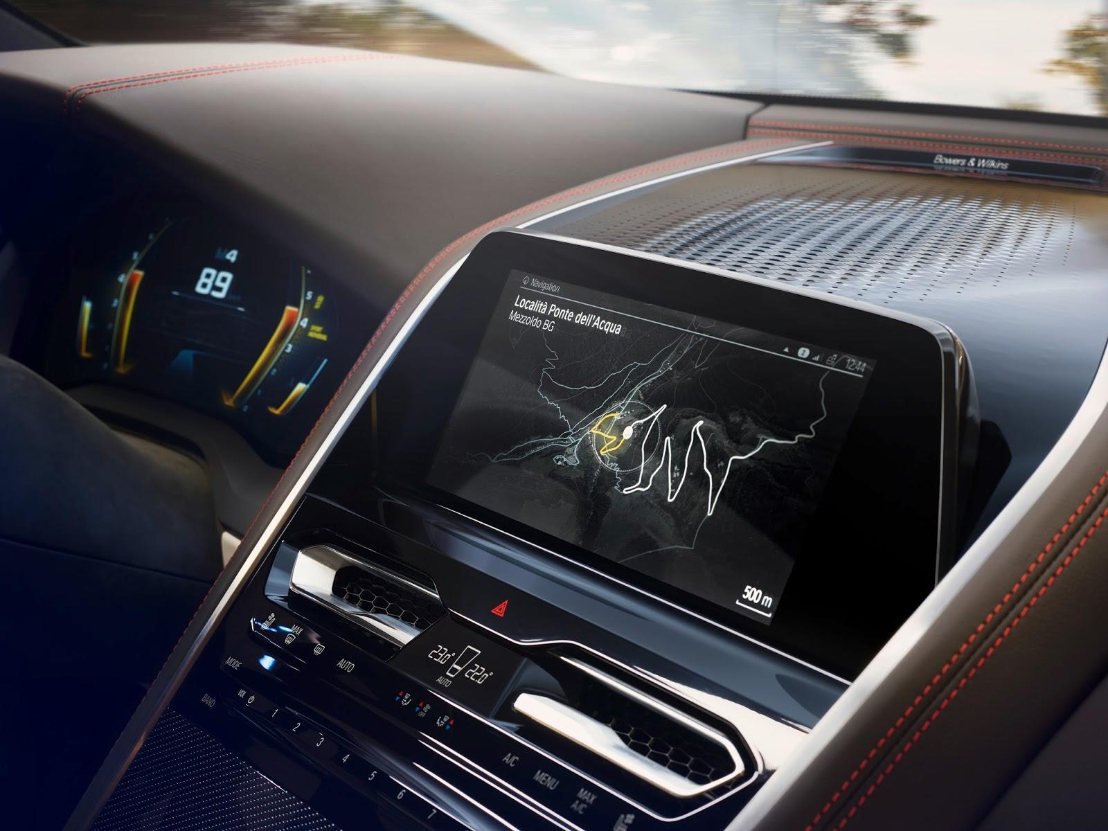 P90261165 highRes bmw concept 8 series Η BMW Σειρά 8 Coupe είναι η πεμπτουσία των μελλοντικών σπορ αυτοκινήτων BMW, BMW 8, BMW Concept, BMW Concept 8 Series, COUPE, dream car