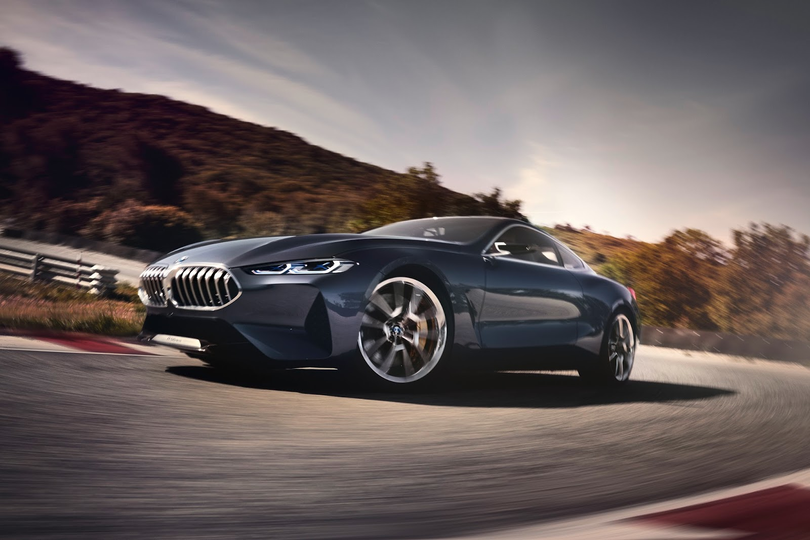 P90261172 highRes bmw concept 8 series Η BMW Σειρά 8 Coupe είναι η πεμπτουσία των μελλοντικών σπορ αυτοκινήτων BMW, BMW 8, BMW Concept, BMW Concept 8 Series, COUPE, dream car