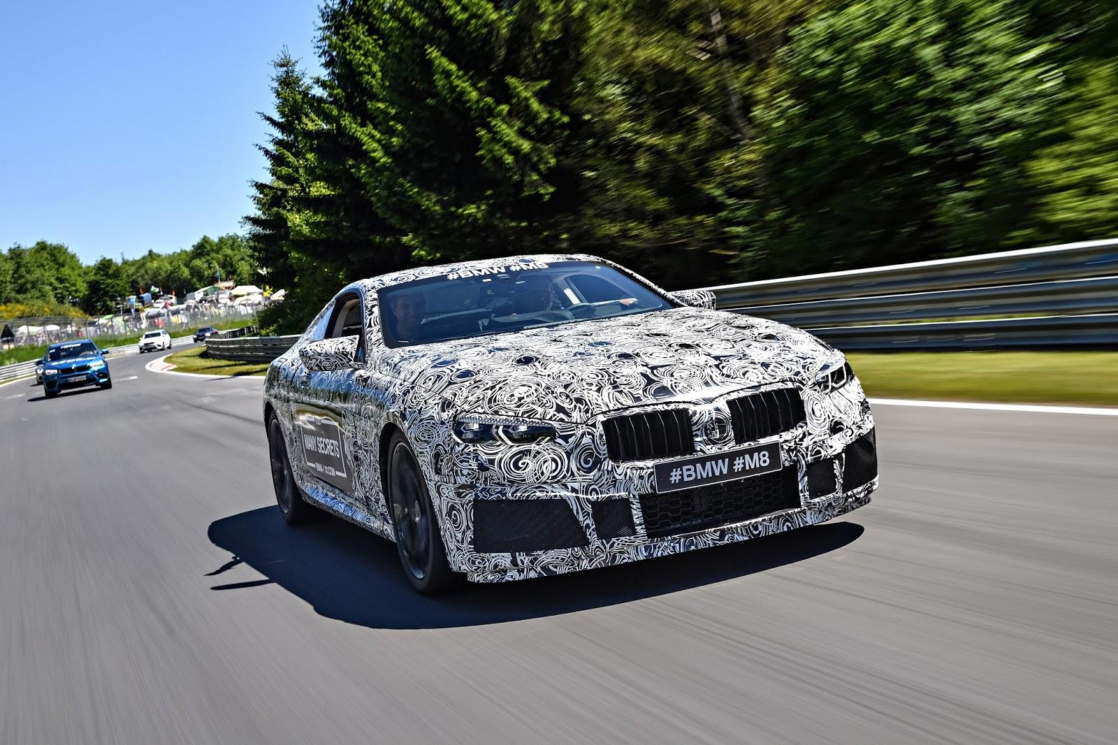 P90261507 highRes m festival bmw m8 pr 1 H ναυαρχίδα της BMW, η M8 θα είναι οκτακύλινδρη BMW, BMW Concept, BMW Concept 8 Series, BMW M, BMW M Performance, BMW M8