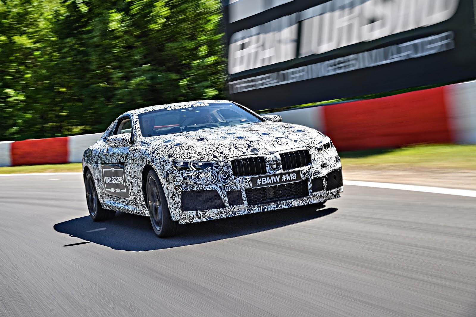 P90261523 highRes m festival bmw m8 pr H ναυαρχίδα της BMW, η M8 θα είναι οκτακύλινδρη BMW, BMW Concept, BMW Concept 8 Series, BMW M, BMW M Performance, BMW M8