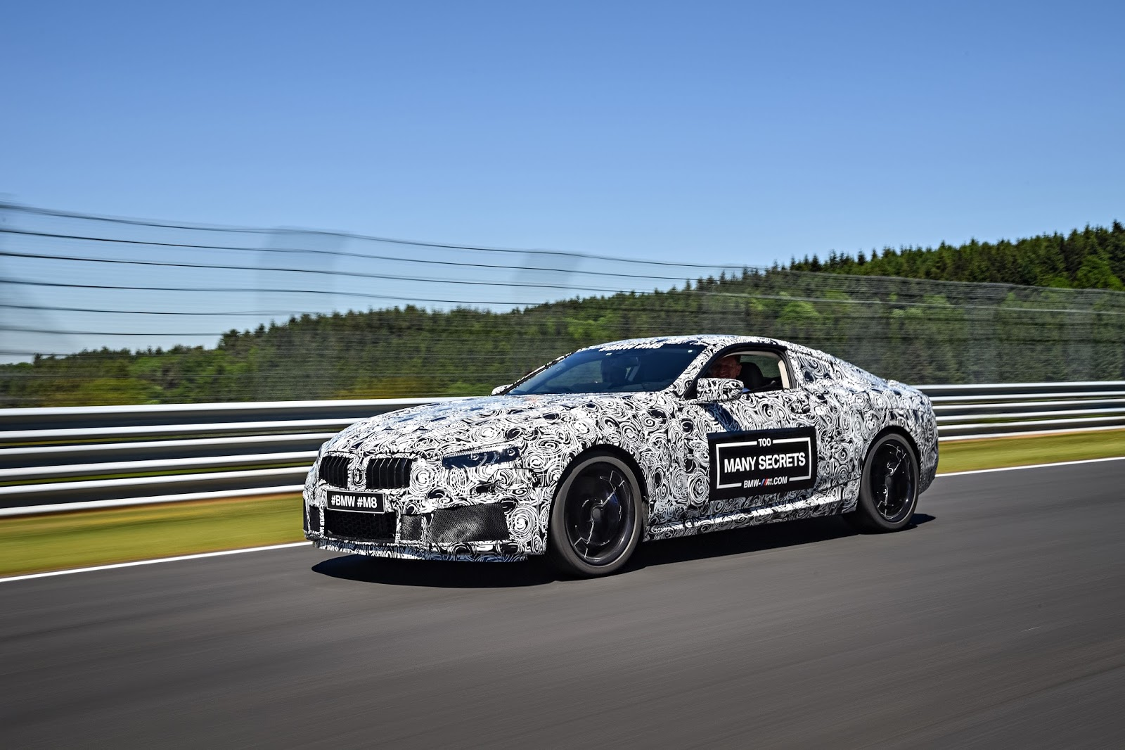 P90261538 highRes m festival bmw m8 pr H ναυαρχίδα της BMW, η M8 θα είναι οκτακύλινδρη BMW, BMW Concept, BMW Concept 8 Series, BMW M, BMW M Performance, BMW M8