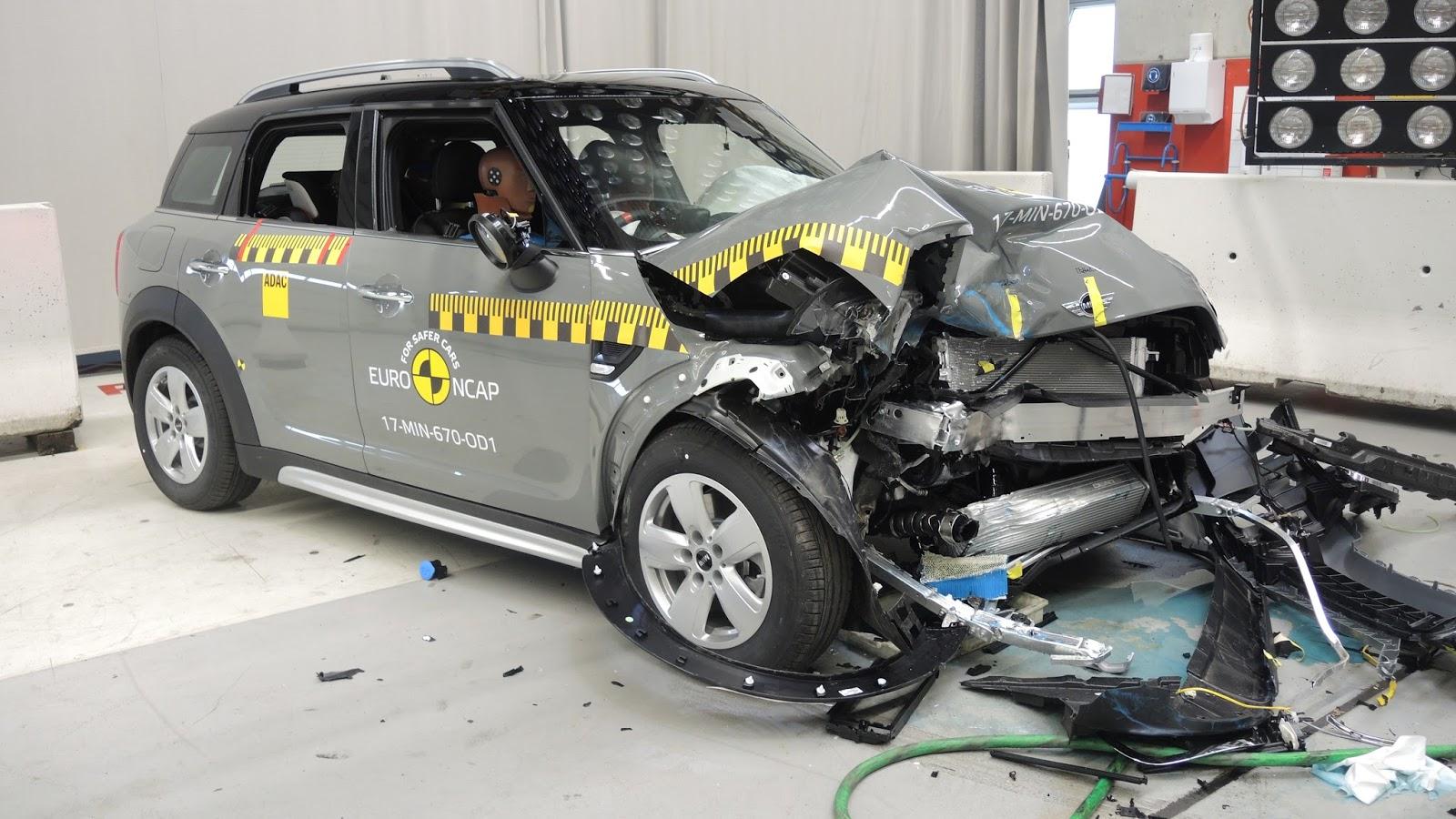 P90262863 highRes new mini countryman 5 αστέρια πήρε το Mini Countryman στα crash tests του Euro NCAP crash tests, Mini, MINI Cooper Countryman