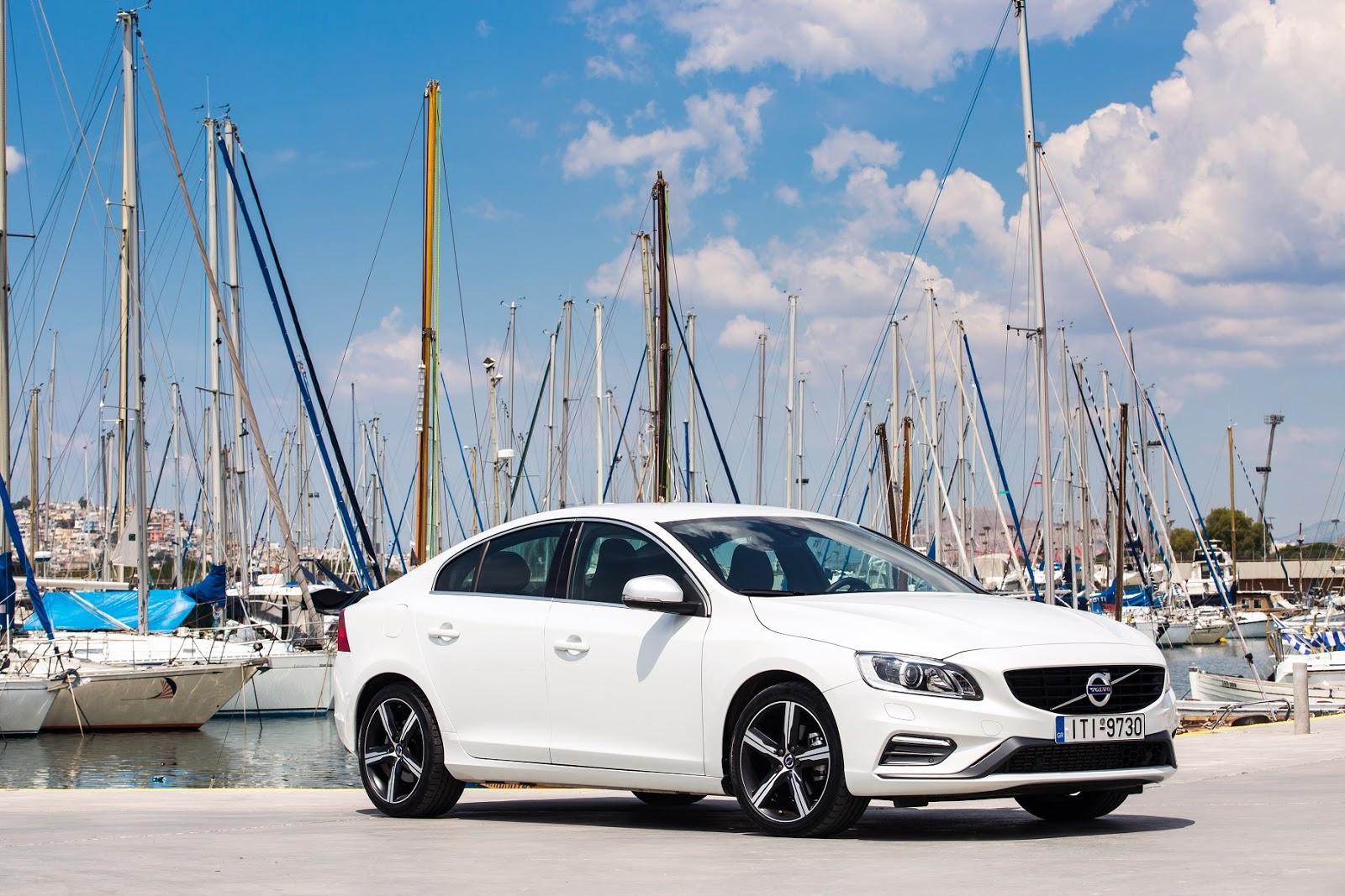 VOLVO2BS602BT32B1.52BAUTO 1 10 σημεία που κάνουν τα Volvo S60 και V60 την πληρέστερη πρόταση premium sedan, sedan, Station Wagon, Volvo, Volvo Car Hellas, Volvo Cars, Volvo S60, Volvo V60