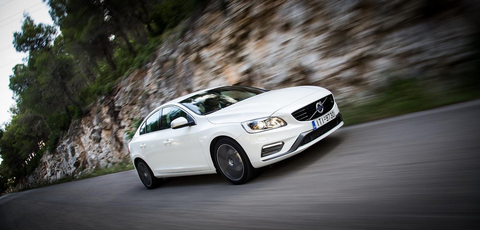VOLVO2BS602BT32B1.52BAUTO 4 10 σημεία που κάνουν τα Volvo S60 και V60 την πληρέστερη πρόταση premium sedan, sedan, Station Wagon, Volvo, Volvo Car Hellas, Volvo Cars, Volvo S60, Volvo V60
