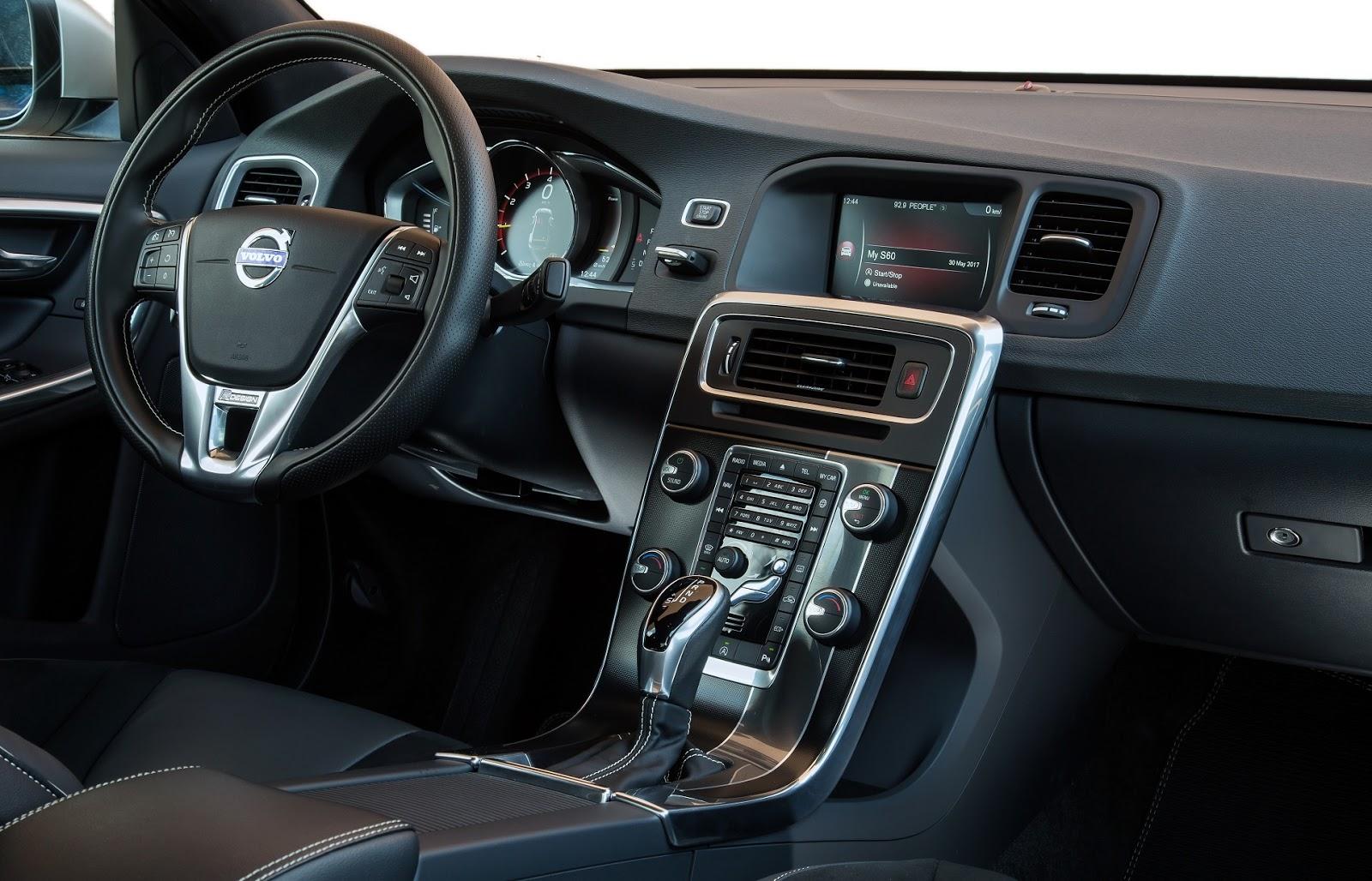 VOLVO2BS602BT32B1.52BAUTO 6 10 σημεία που κάνουν τα Volvo S60 και V60 την πληρέστερη πρόταση premium sedan, sedan, Station Wagon, Volvo, Volvo Car Hellas, Volvo Cars, Volvo S60, Volvo V60