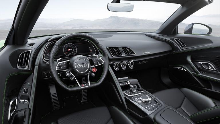 audi3 Το Audi R8 V10 Spyder Plus φέρνει πιο πολύ αέρα στα μαλλιά Audi, Audi R8, αυτοκίνητο, καινούργιο, καινούρια