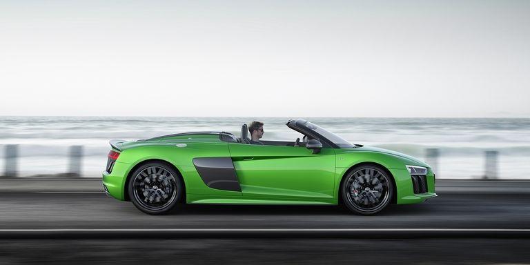 audi4 Το Audi R8 V10 Spyder Plus φέρνει πιο πολύ αέρα στα μαλλιά Audi, Audi R8, αυτοκίνητο, καινούργιο, καινούρια