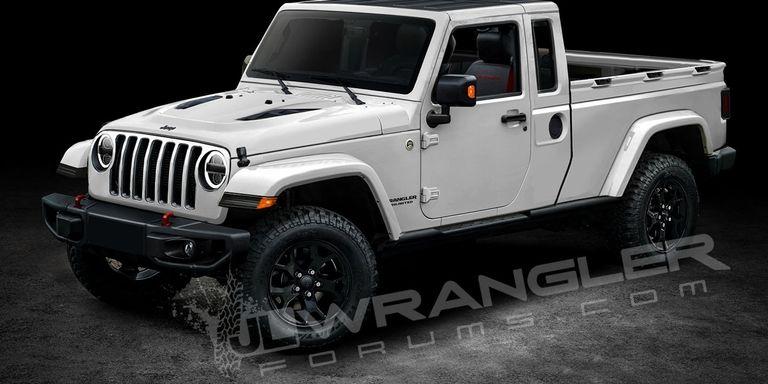 jeep2 Έτσι θα είναι το Jeep Wrangler Pickup Jeep, Jeep Wrangler, zblog, αυτοκίνητα, μοντέλα, ΦΩΤΟ, φωτογραφίες