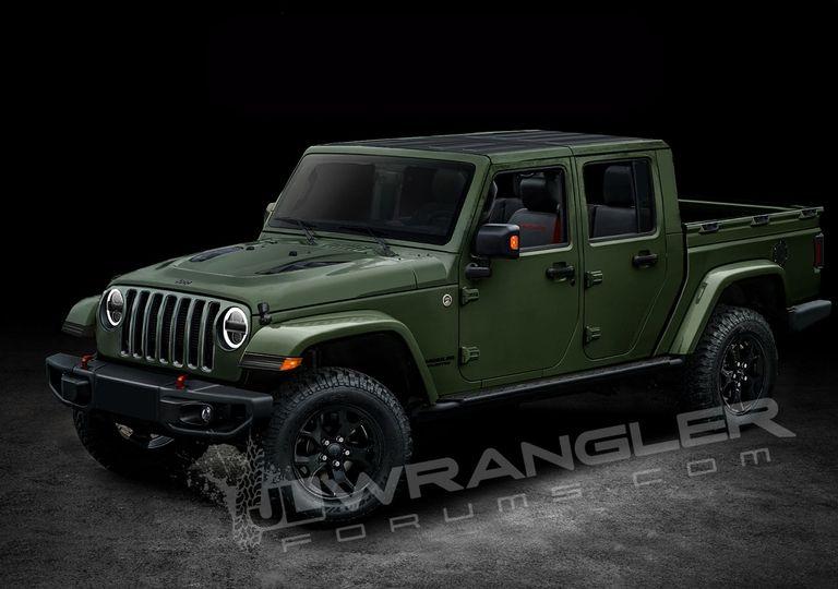 jeep3 Έτσι θα είναι το Jeep Wrangler Pickup Jeep, Jeep Wrangler, zblog, αυτοκίνητα, μοντέλα, ΦΩΤΟ, φωτογραφίες
