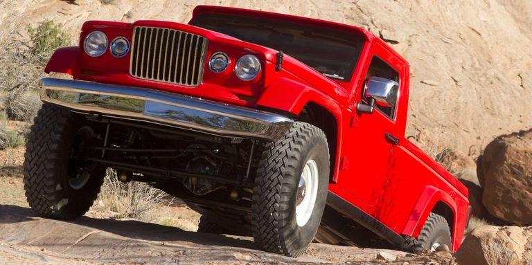 jeep5 Έτσι θα είναι το Jeep Wrangler Pickup Jeep, Jeep Wrangler, zblog, αυτοκίνητα, μοντέλα, ΦΩΤΟ, φωτογραφίες