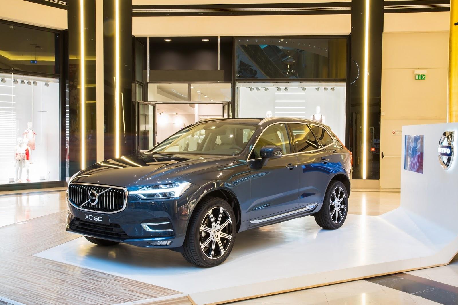 NEW2BVOLVO2BXC602B2540GOLDEN2BHALL DENIM2BBLUE 2 Από 53.490 ευρώ οι τιμές του νέου XC60 Volvo, Volvo XC60, αυτοκίνητα, καινούργιο, καινούρια, τιμες