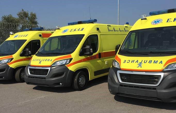 PEUGEOT2BPHOTO 143 ασθενοφόρα Peugeot, δώρο στο ΕΚΑΒ! Peugeot, zblog, Ασθενοφόρο, Όμιλος Συγγελίδη