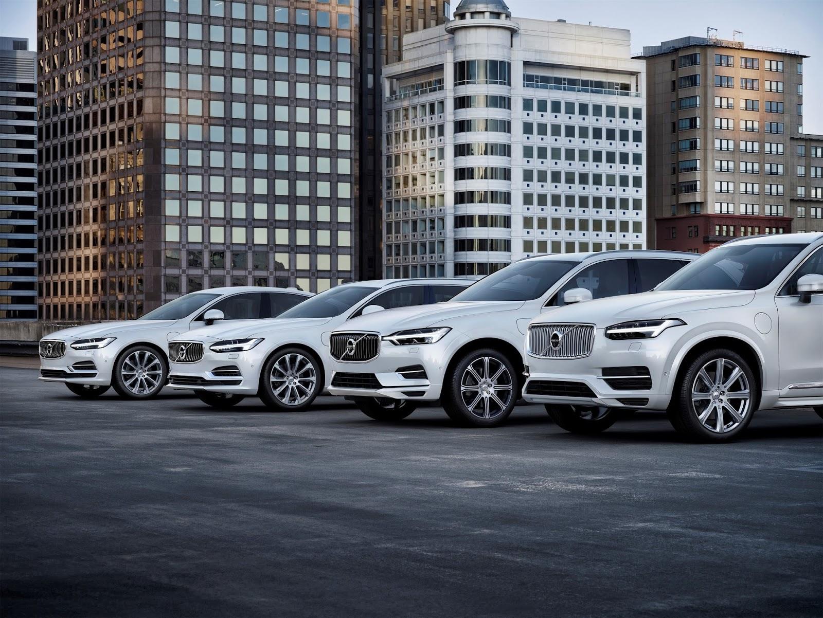 VOLVO T82BTWIN2BENGINE RANGE Από το 2019, όλα τα Volvo θα έχουν ηλεκτροκινητήρα Hybrid, Volvo, zblog, καινούργιο, καινούρια, υβριδικό