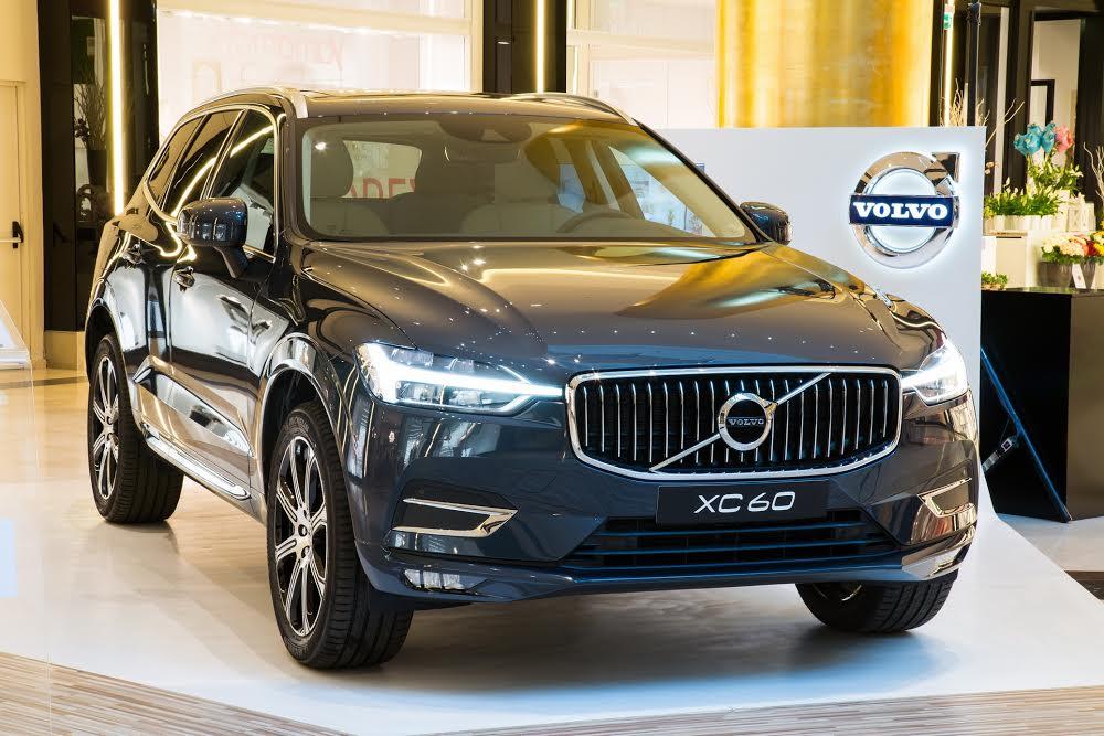 final Από 53.490 ευρώ οι τιμές του νέου XC60 Volvo, Volvo XC60, αυτοκίνητα, καινούργιο, καινούρια, τιμες