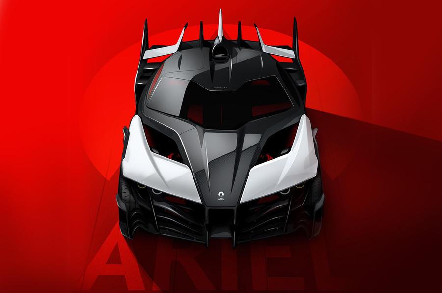 ariel2 Η Ariel φτιάχνει το γρηγορότερο αυτοκίνητο του κόσμου!