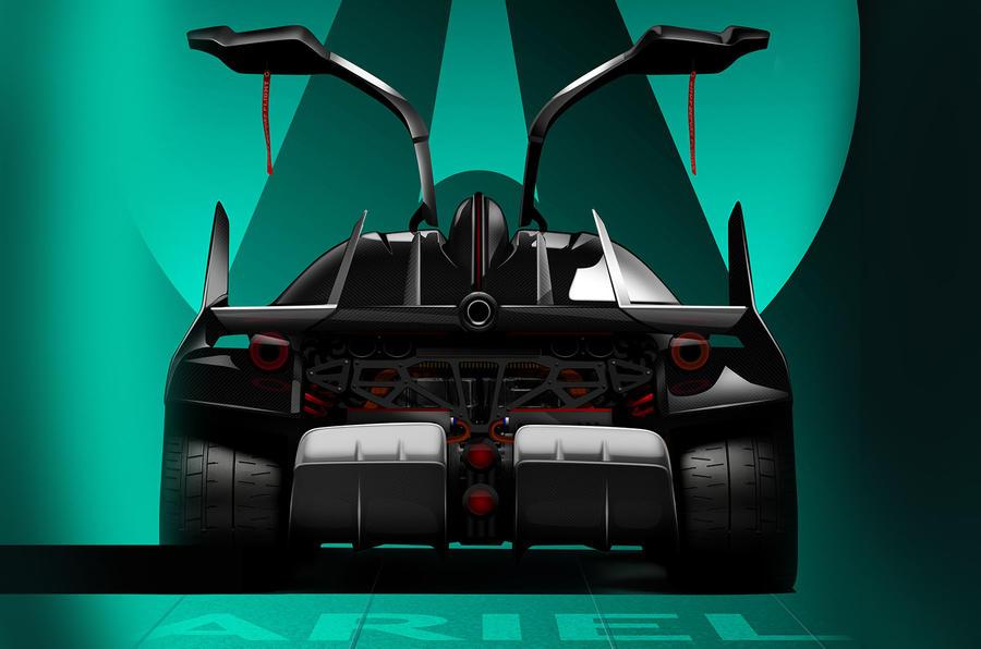 ariel3 Η Ariel φτιάχνει το γρηγορότερο αυτοκίνητο του κόσμου! hypercar, supercars, zblog, αυτοκίνητα, καινούργιο, καινούρια