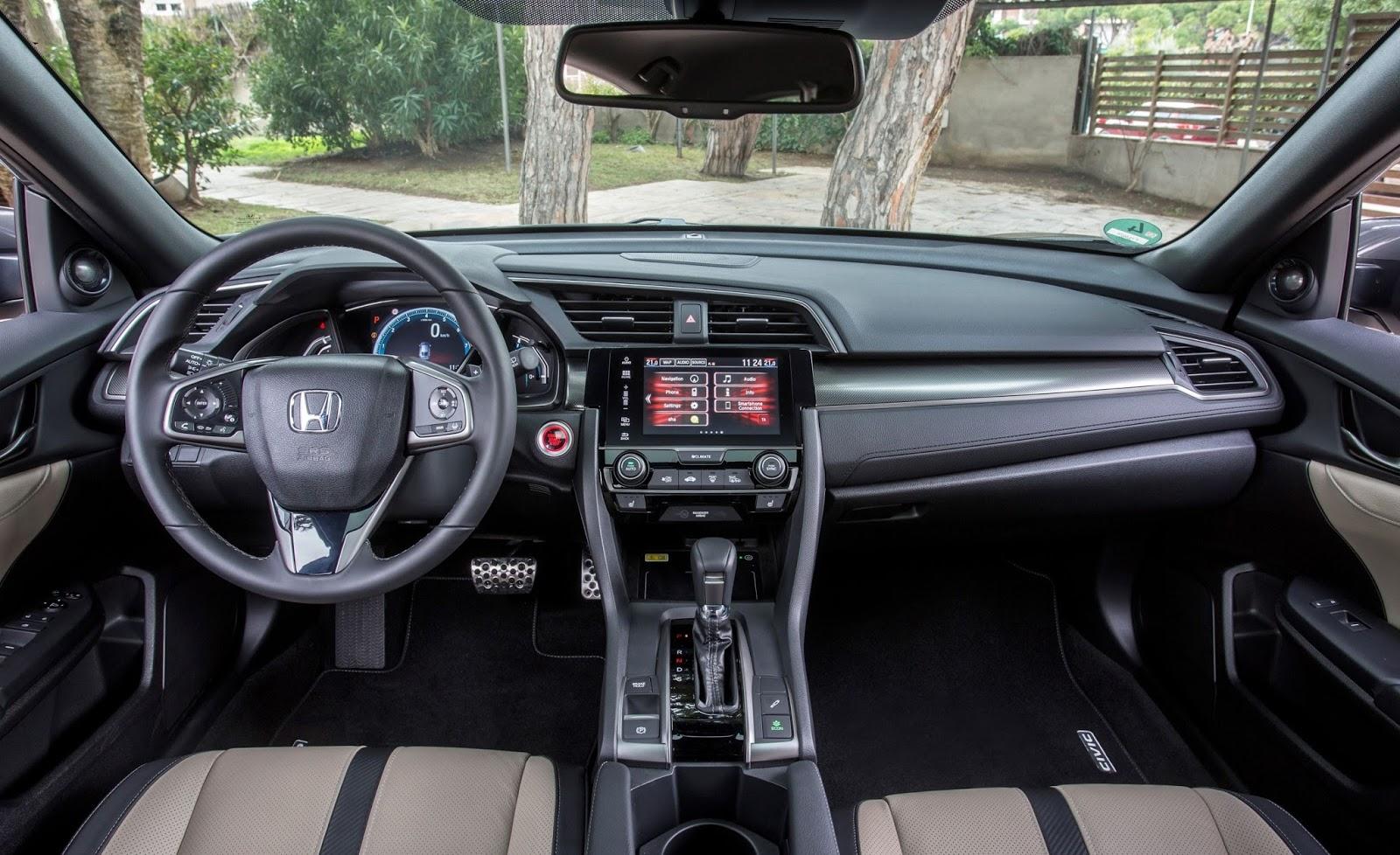 HONDA2BCIVIC2BDETAILS252812529 Οι τεχνολογίες που ενσωματώνει η 10η γενιά του Civic Sedan Honda, Honda Civic, sedan