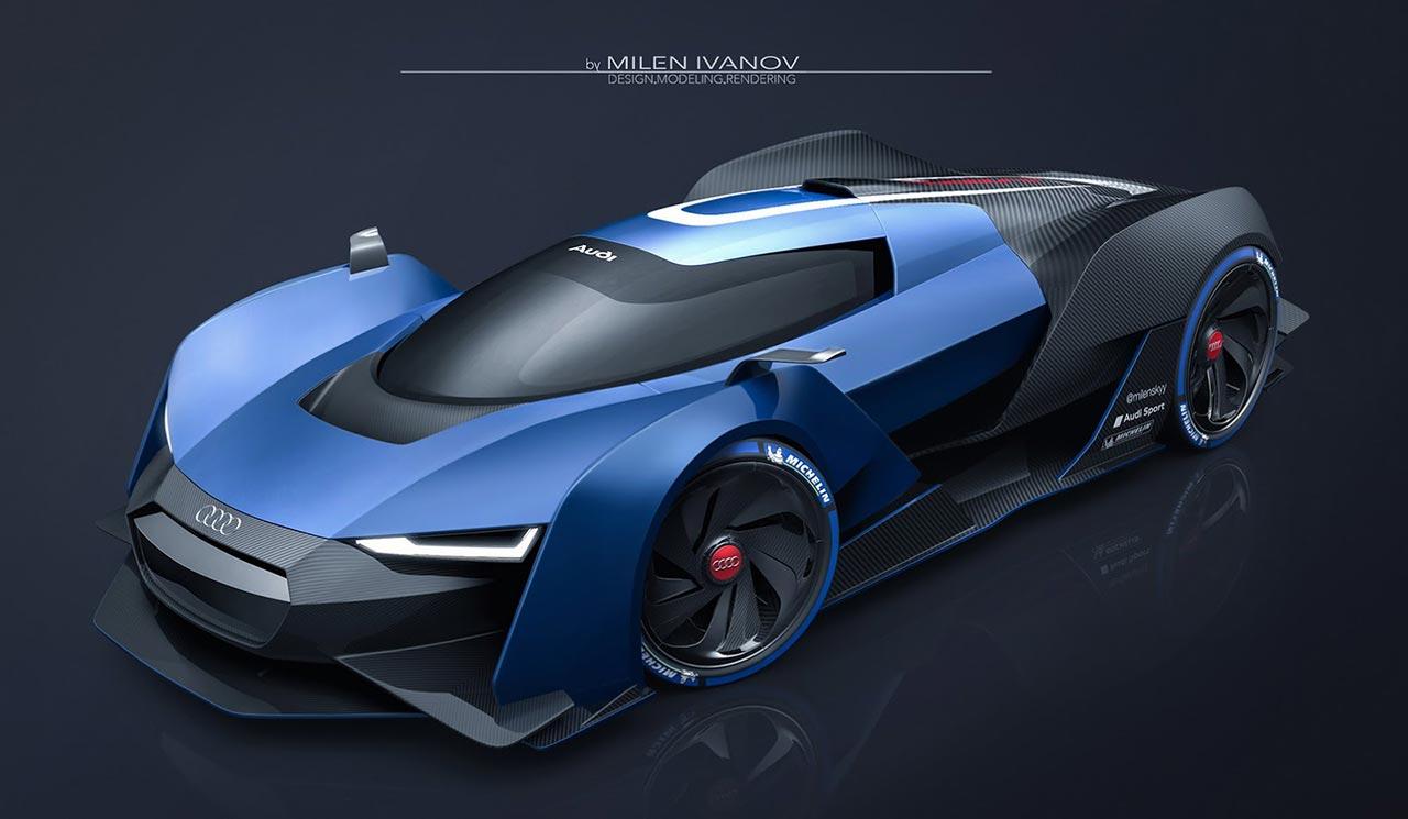 audi rs hypercar vasiki H Audi θέλει να φτιάξει hypercar!