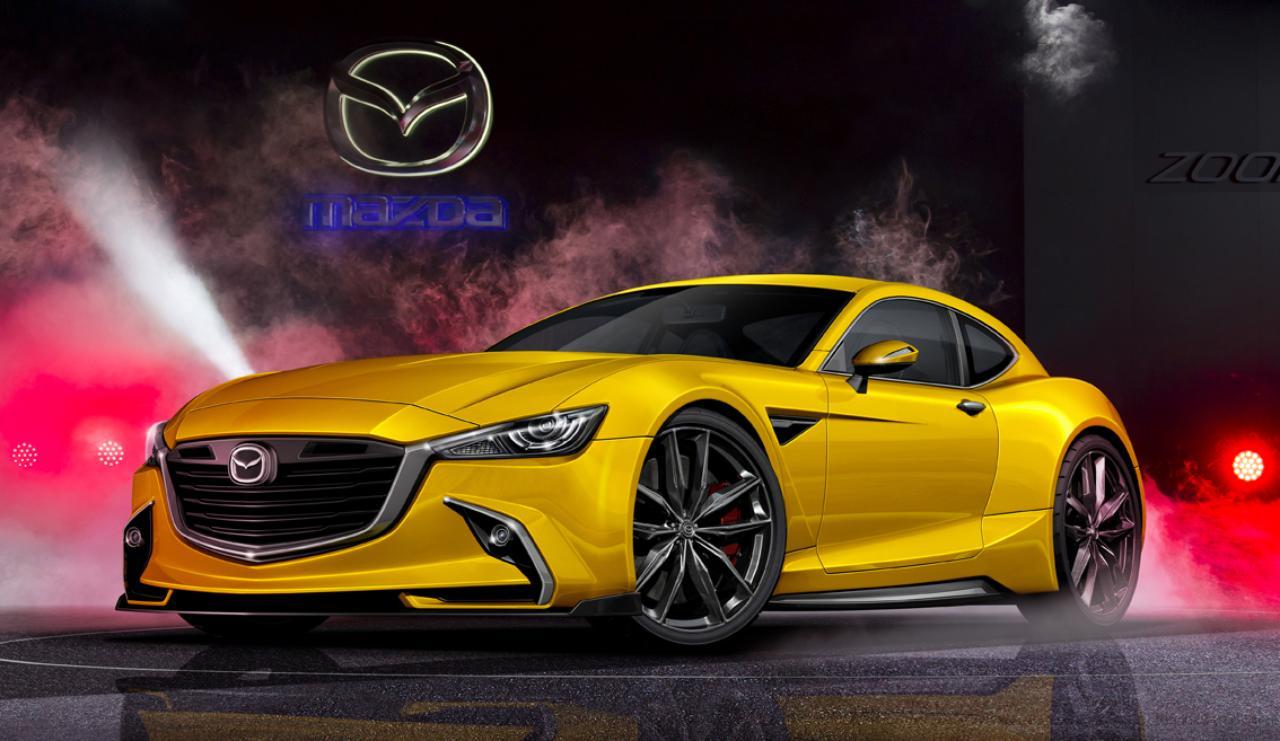 3mazdarx 1 Στις 27 Οκτωβρίου στο Τόκυο, το Mazda RX-9 Mazda, Mazda RX-7, Mazda RX-9, Mazda RX-Vision Concept, Mazda RX8, zblog, αυτοκίνητα, καινούργιο, καινούρια
